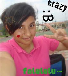 Crazy :B by Nisha-Aviles