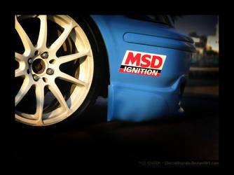 Honda CiviC - MSD IGNITION II by ChiccoGhazala