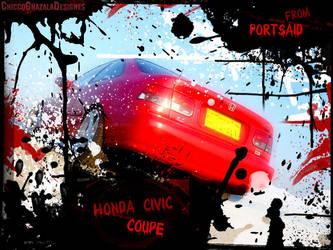 Honda Civic Coupe -Index by ChiccoGhazala
