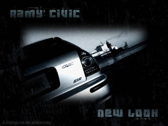 Ramy's Honda Civic -Index by ChiccoGhazala