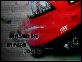 Mitsubishi Mirage Coupe -Index by ChiccoGhazala