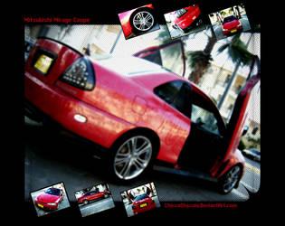 Mirage Coupe Wallpaper by ChiccoGhazala