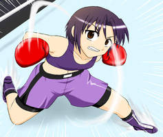 Miduki by uraputo