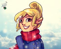 Winter Tetra by LizbethLizard