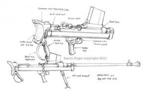 Boys anti-tank rifle by Baron-Engel