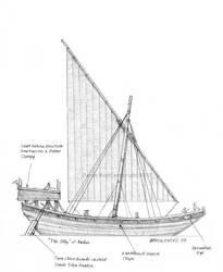 The Ship of Andur. by Baron-Engel