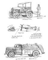 Airfield vehicles 01 by Baron-Engel