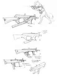 Pony Smgs 01 by Baron-Engel