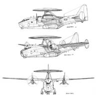 Concept Design. Early 1960's AEW by Baron-Engel