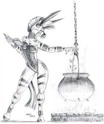 Bunny Brew by Baron-Engel