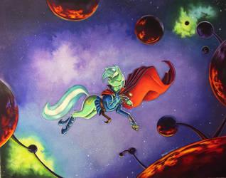 Brony Thank you Fund. Dr. Lyra Strange by Baron-Engel