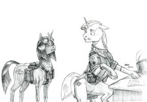 A pony of particular interest by Baron-Engel