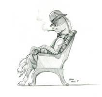 Hey! Can I get a smoke? by Baron-Engel
