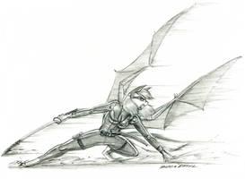Slashing attack by Baron-Engel