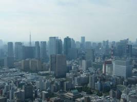 Tokyo sky4 by kaz0885