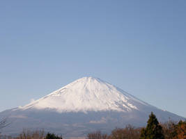 Mount Fuji9 by kaz0885