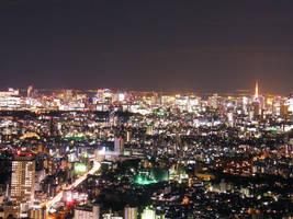 Night view44,Tokyo by kaz0885