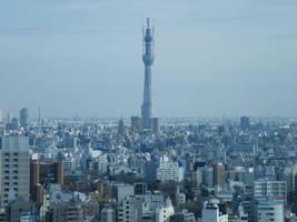 Tokyo Sky Tree10 by kaz0885