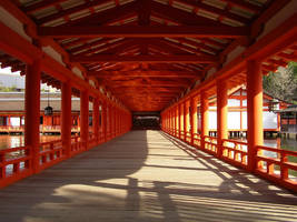 Itsukushima shrine by kaz0885
