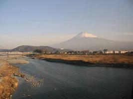 Mount Fuji by kaz0885