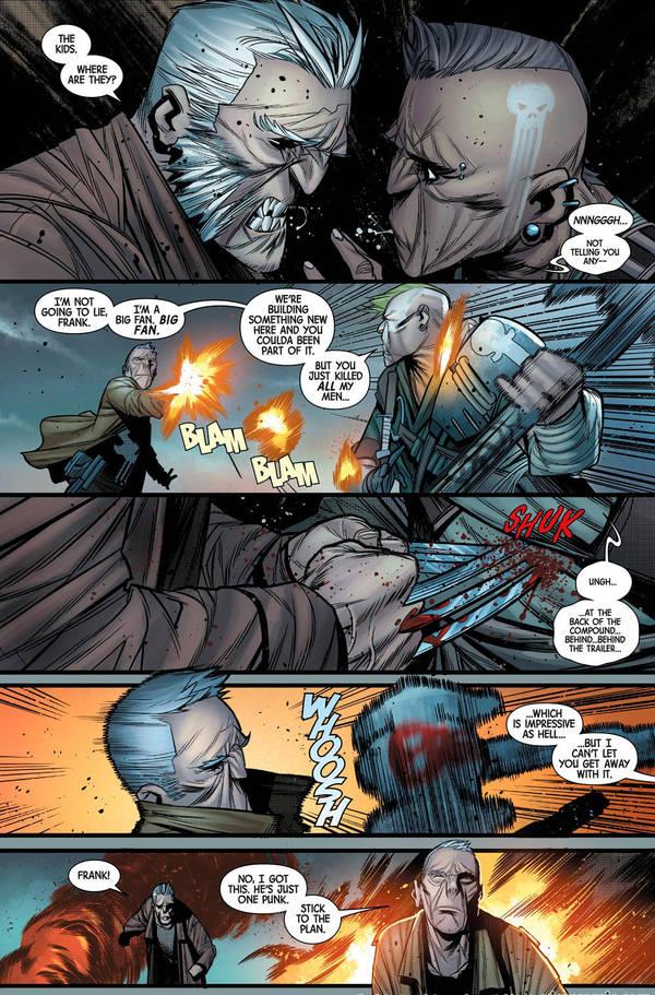 OldMan Logan 2018 Random page 2 by Javilaparra