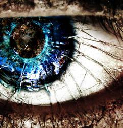 glass eye by darkstar797