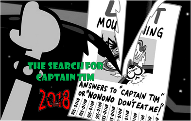 MonsterMation: The Search for Captain Tim (WOY) by Bona-FIDE1