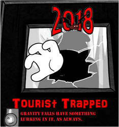 MonsterMation: Tourist Trapped (Gravity Falls) by Bona-FIDE1