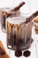 Iced Coffee Drink w/ Bailey by theresahelmer