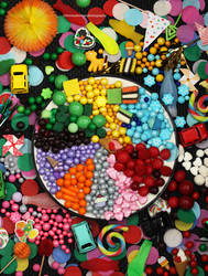 Candy Platter by theresahelmer