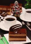 Tiramisu Cake Slices by theresahelmer