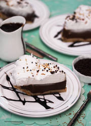Mmmm...Chocolate Cream Pie by theresahelmer