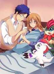 DGMN-Family by Miyuki-Tsukiyono