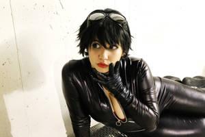 Eye Catching - Catwoman by MissMimiako