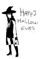 Happy Hallows Eve by ZannyHyper