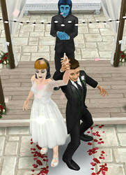 wedding finally by lsette
