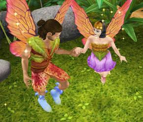 fairy x-parents by lsette