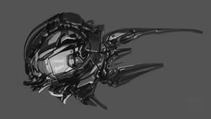mechanical fish by Putrenko