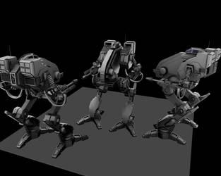 Vulture-Tech Conversion Layout by MechWarriorsClub