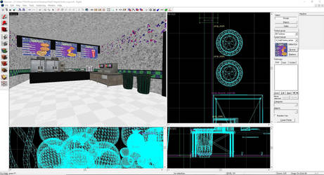 FNAF 2 Map Progress Thread by TF541Productions