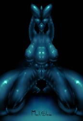Monster Shining by MechGlenn