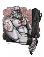Ogre from Dark City Games by Kminor