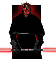 Darth Maul 2 by Kminor