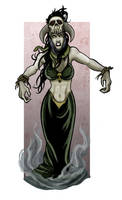 Sea-Witch from Dark City Games by Kminor