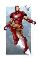 Iron Man by Kminor