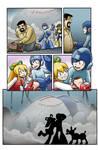 Mega Man Sample 3 by Kminor