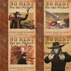 No Rest For the Wicked Cover Compilation by Kminor