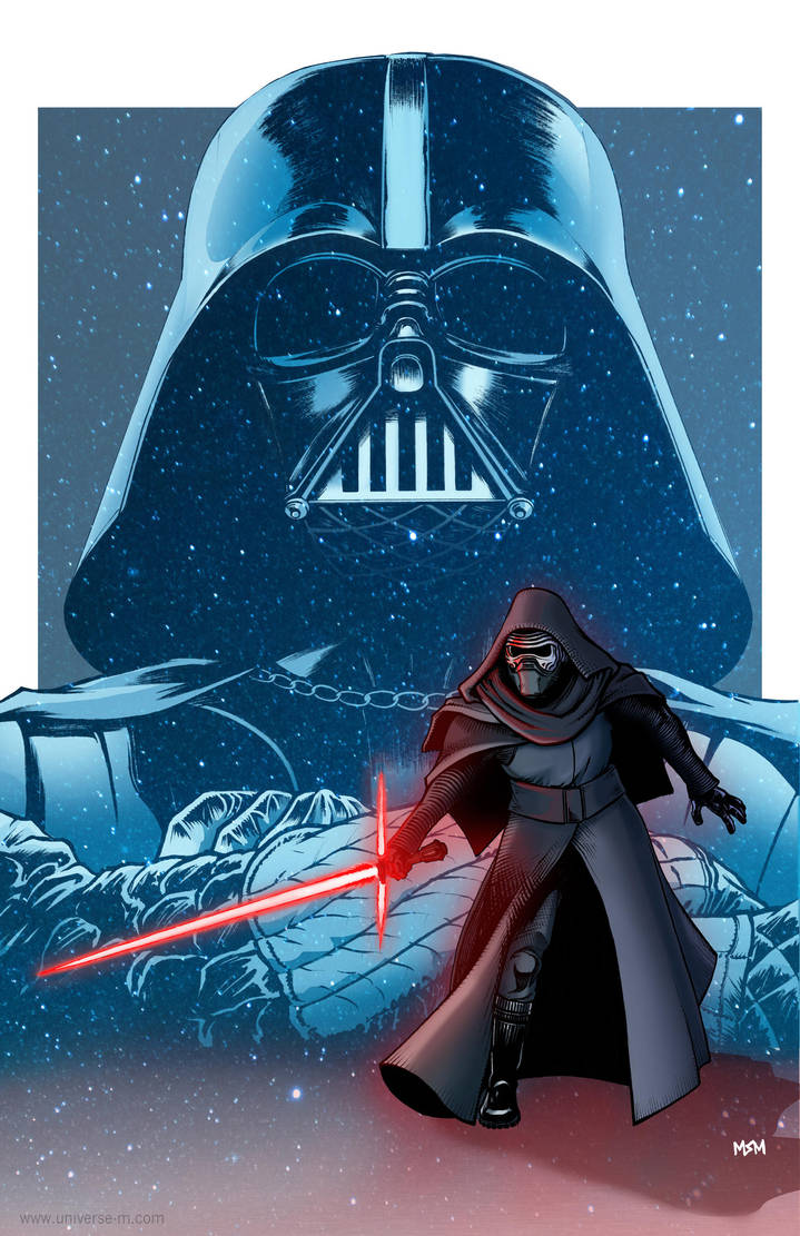 In the Shadow of Vader by Kminor
