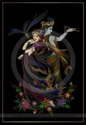 Radhey Shyam by moonbeam1212