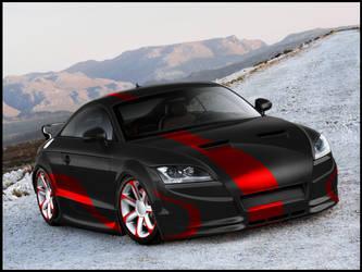 Audi TT by yonahz